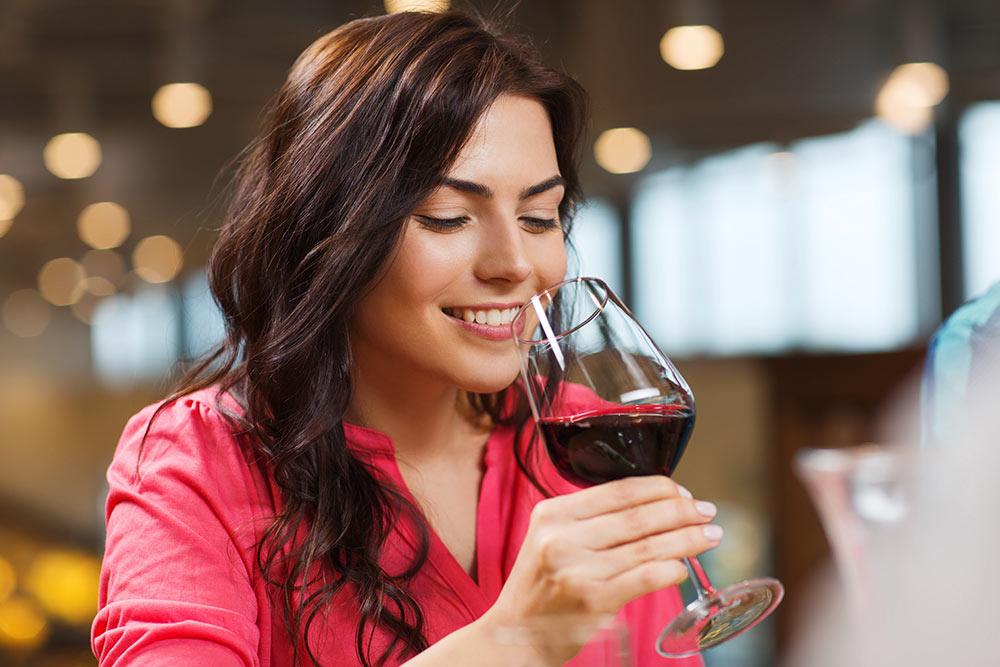 Degustiamo il vino...
